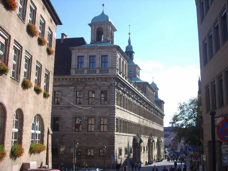 Altes Rathaus (September 2012)